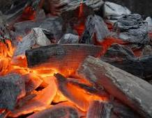 Is it better to burn wood or charcoal?  (2/2)